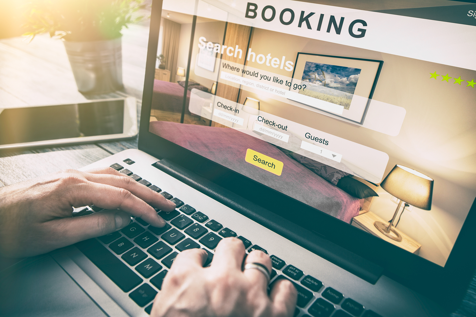 Benefits of Hotel Booking Software